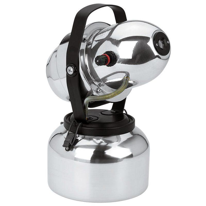 DTB nebulizador industrial con micro boquilla para gotas de 4 a 8 micras.