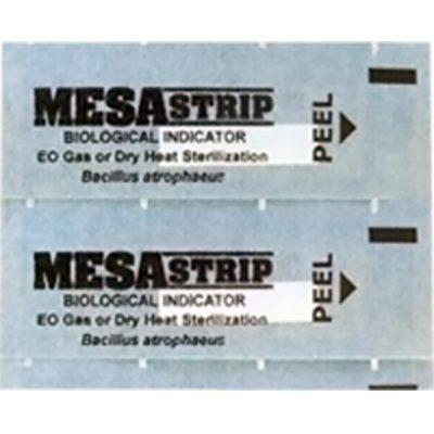 DTB mesa strips indicador biológico en tira para monitoreo de esterilización por óxido de etileno
