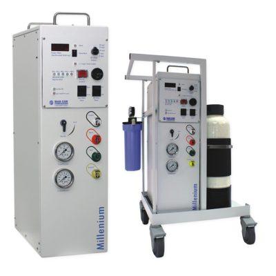 DTB millenium con gabinete de acero con recubrimiento contra polvo libre de instalación y bomba silenciosa