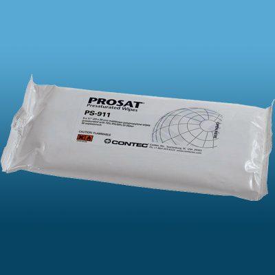 DTB prosat ps 911 eb en bolsa resellable para preservar la limpieza y saturación del solvente