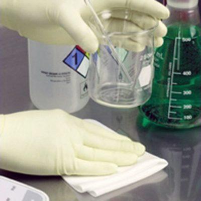 DTB toallas wipers balance econoclean para variedad de solventes, de mezclas solventes de encargo.