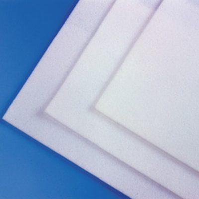 DTB foam zorb con bajos niveles de residuos y partículas extractables diseñado para solventes y soluciones
