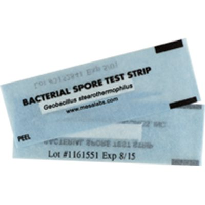 DTB mesa strip steam 10 6 indicador biológico en tira para monitoreo de esterilización por vapor