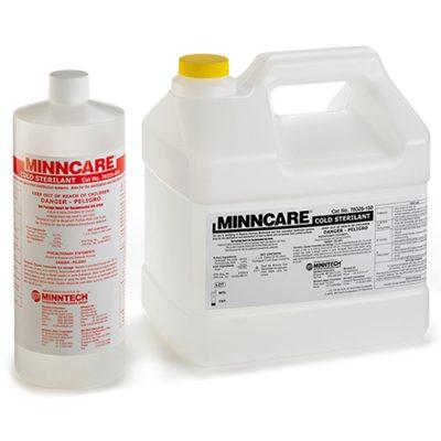 DTB minncare esterilizante en frío de ácido peracético con peróxido de hidrógeno para superficies y tuberías