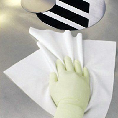 DTB polynit heatseal con borde no abrasivo para utilización al 100% y máxima absorbencia de solventes