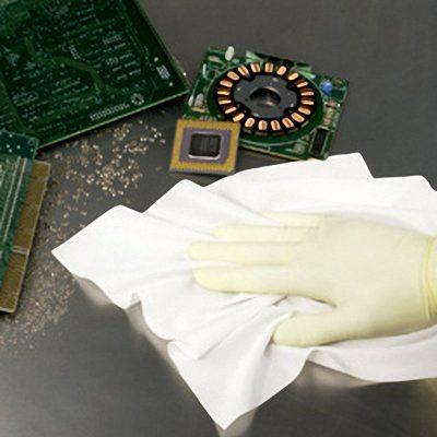 DTB polywipe c heatseal ideal para limpiar superficies sin rasguñar con su textura suave