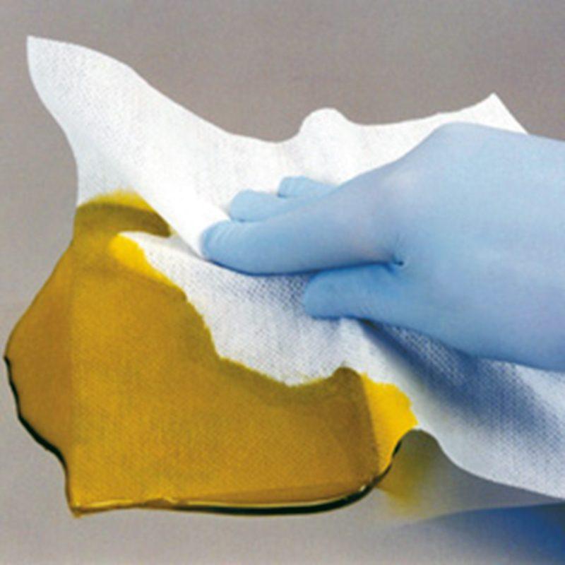DTB prozorb con niveles bajos de partículas y extractables altamente absorbente