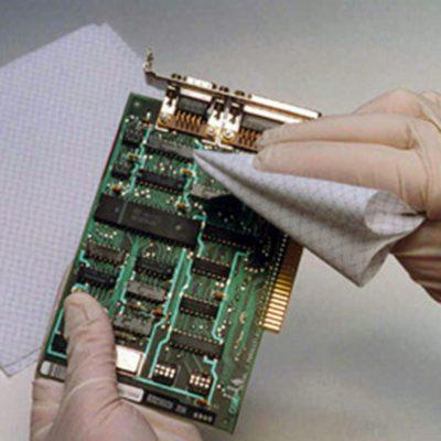 DTB stat zorb de poliéster con fibra conductora que reduce al mínimo los puntos calientes