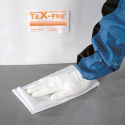 DTB Tax free Control de contaminación toalla para limpieza de partículas en la fabricación de tarjetas de circuitos