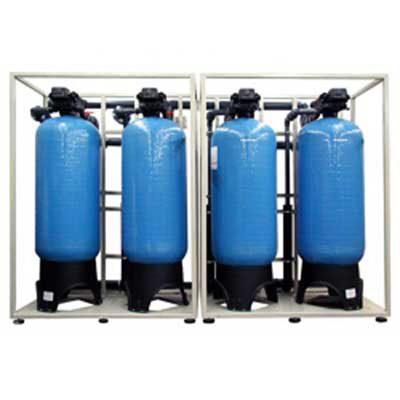 DTB Sistema de filtración de agua diseñados para remover calcio