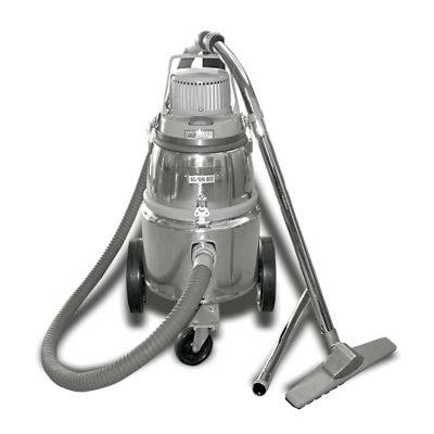DTB aspiradora equipo industrial alta capacidad apta para cuarto limpio y area estéril.