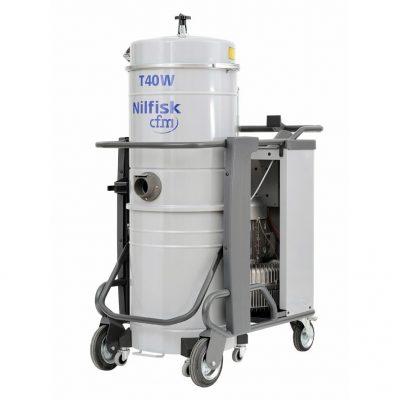 DTB aspiradora equipo industrial a prueba de explosiones aspira polvos finos, compuestos petroquímicos