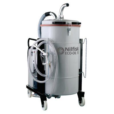 DTB aspiradora industrial para recuperar aceite de maquinarias.