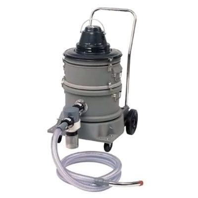 DTB aspiradora industrial de mercurio.