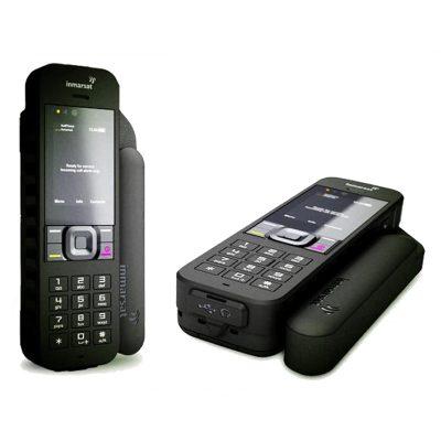 DTB isat phone 2 brinda rápido acceso a la red de Inmarsat con conexión en interiores