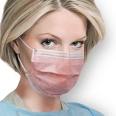 DTB cubrebocas le petite masque con resistencia a fluidos del 80 mmHg y capa interna suave