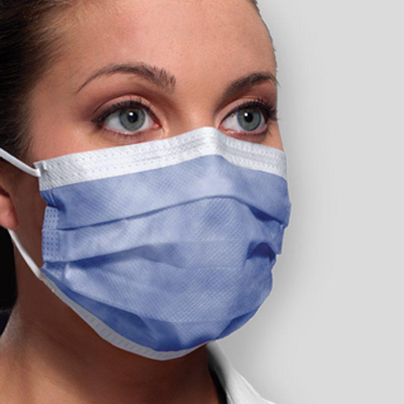 DTB cubrebocas equipo medico para cuidado de personal hospitalario