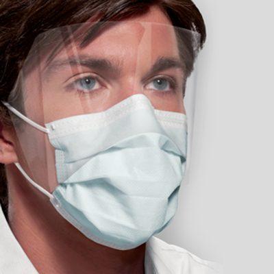 DTB cubrebocas para cuidado de personal hospitalario aptos para cuarto limpio industria médica y farmacéutica.