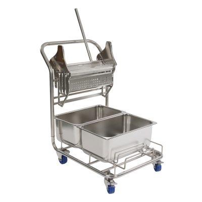 Stainless Steel Multi-Bucket System